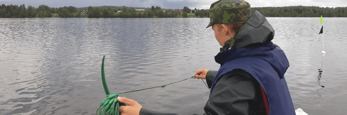 Vesistökunnostus ja kalatalous